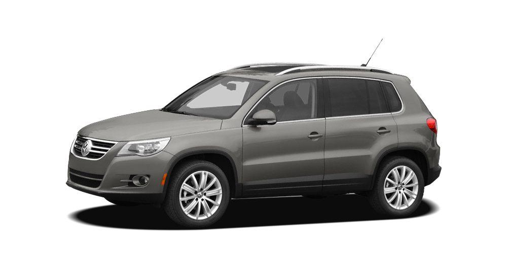2009 Volkswagen Tiguan SE Miles 121728Color Gray Stock PMC414 VIN WVGBV75N79W501447