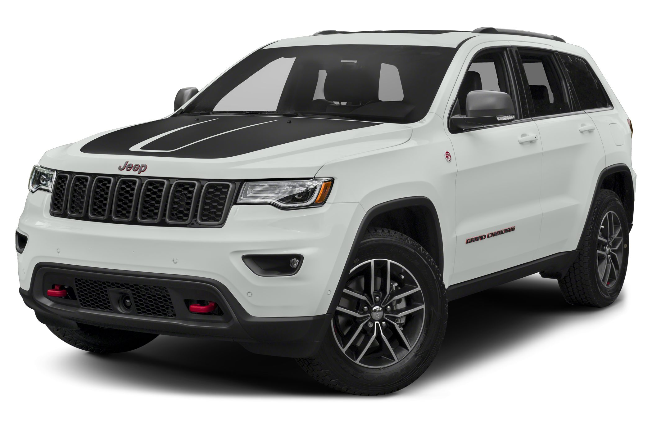 2017 Jeep Grand Cherokee Trailhawk Miles 1Color Granite Stock J1750 VIN 1C4RJFLG7HC603697