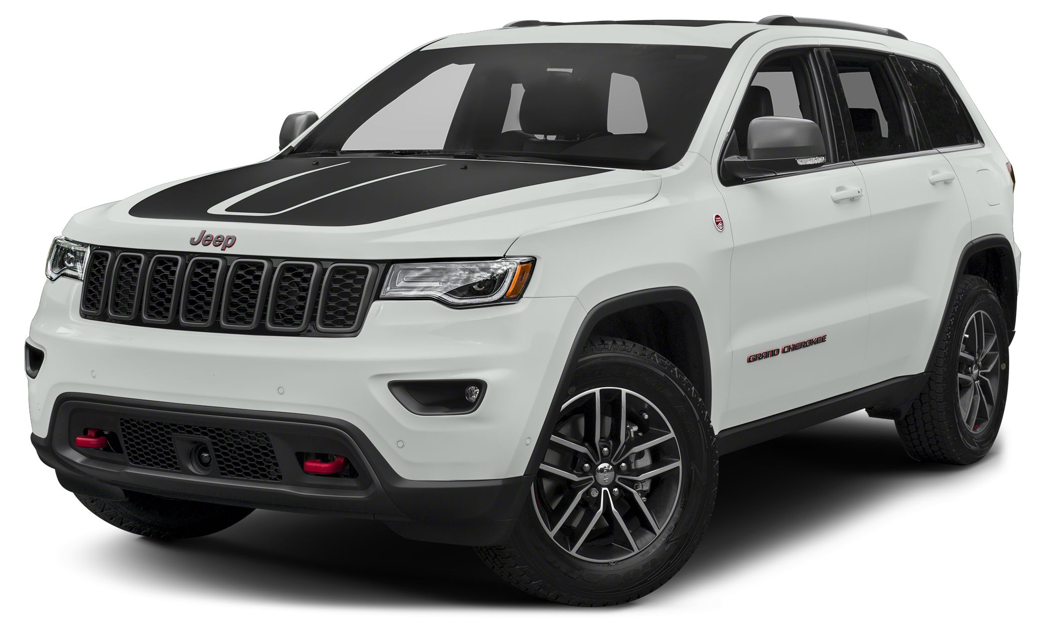2017 Jeep Grand Cherokee Trailhawk Price includes 750 - 2017 Retail Consumer Cash CH1 Nationa