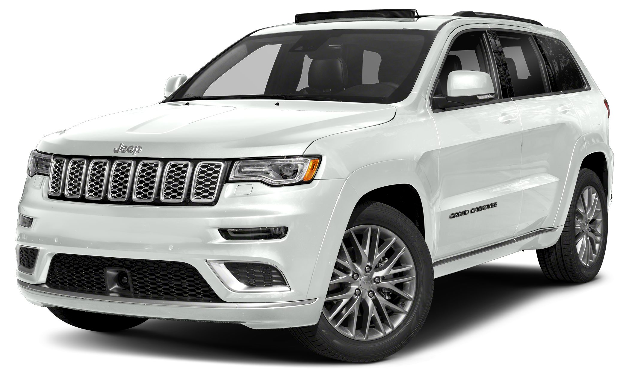 2017 Jeep Grand Cherokee Summit Here it is SAVE AT THE PUMP 22 MPG Hwy This solid Summit s