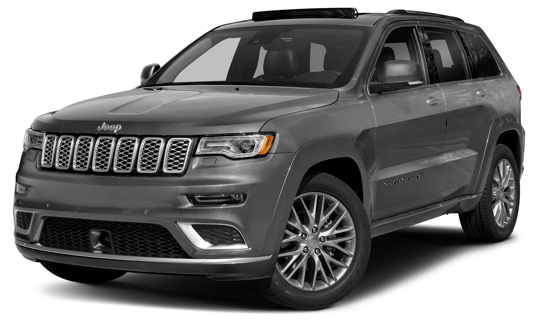 2018 Jeep Grand Cherokee Summit A real head turner There is no better time than now to buy this