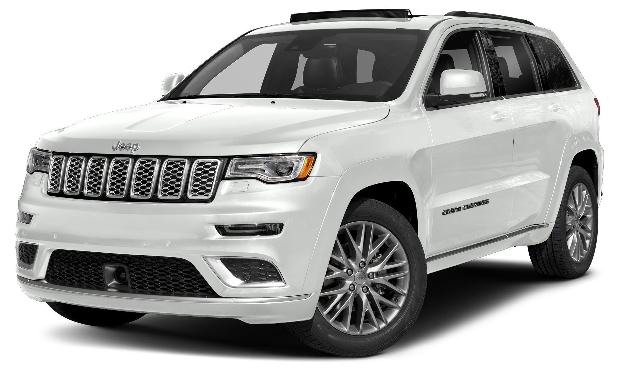 2017 Jeep Grand Cherokee Summit This gas-saving 2017 Jeep Grand Cherokee Summit will get you where