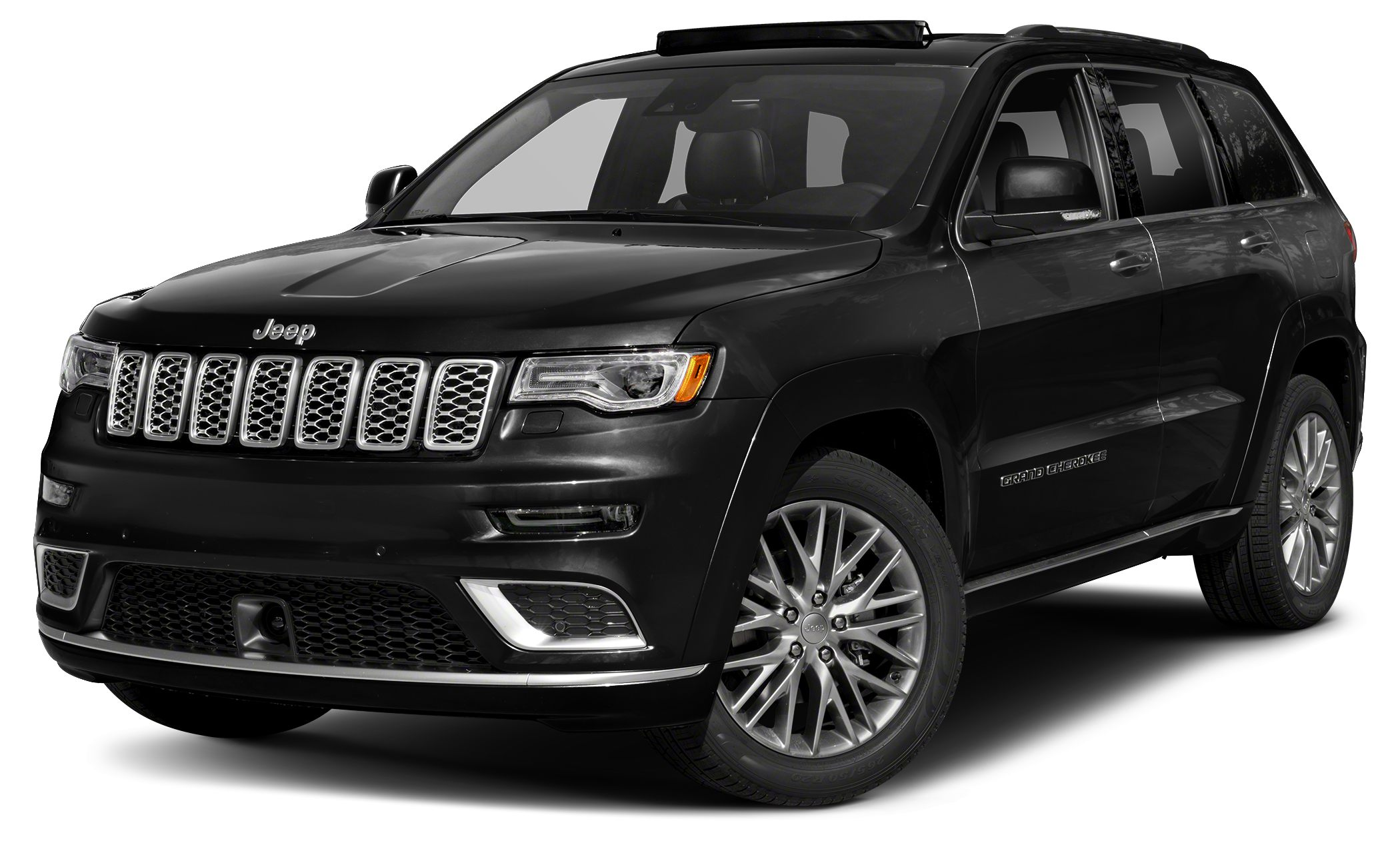 2017 Jeep Grand Cherokee Summit Are you thirsting for a car that you dont have to wonder if it wi