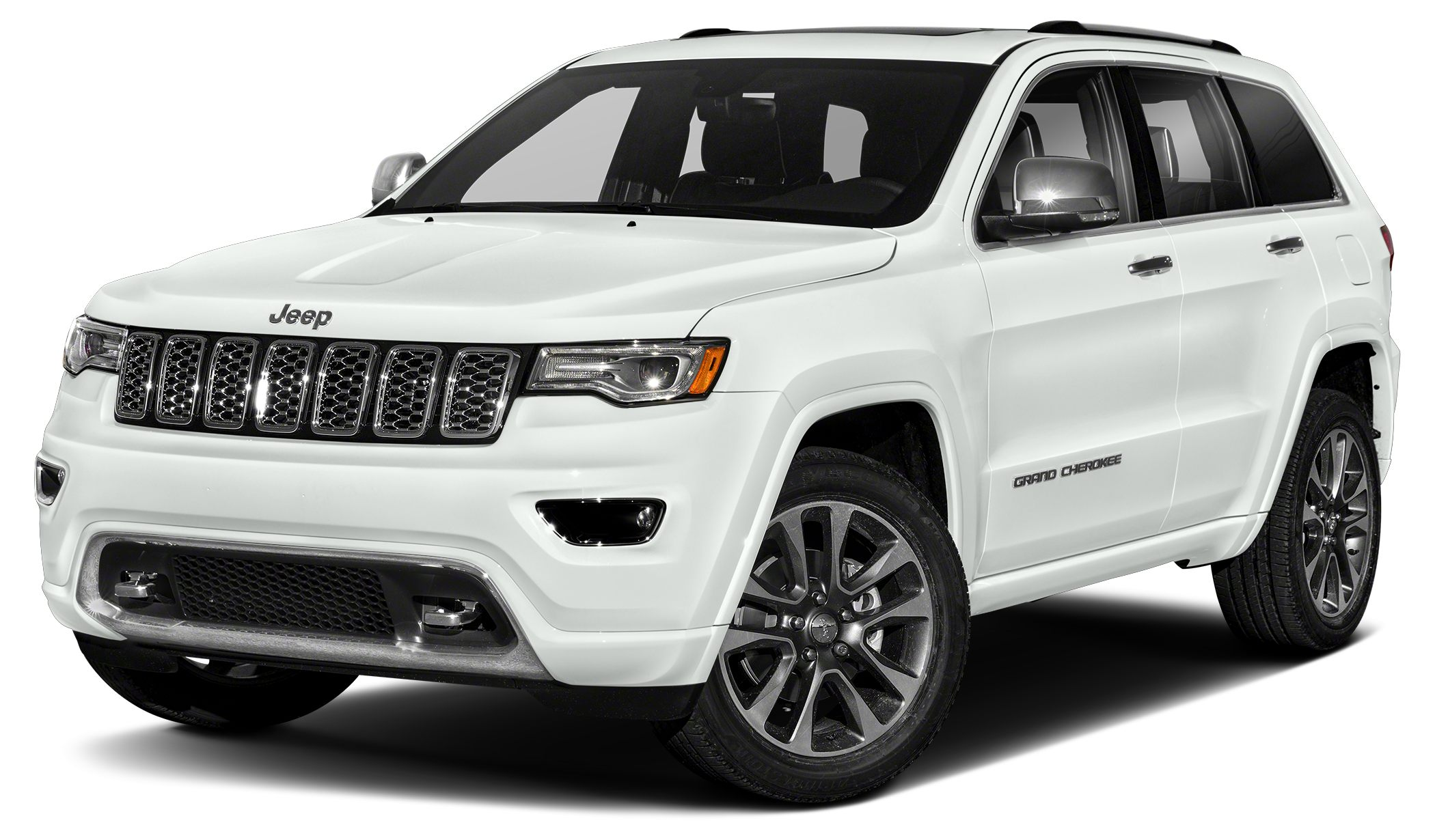 2017 Jeep Grand Cherokee Overland Great MPG 26 MPG Hwy In these economic times a super vehicle