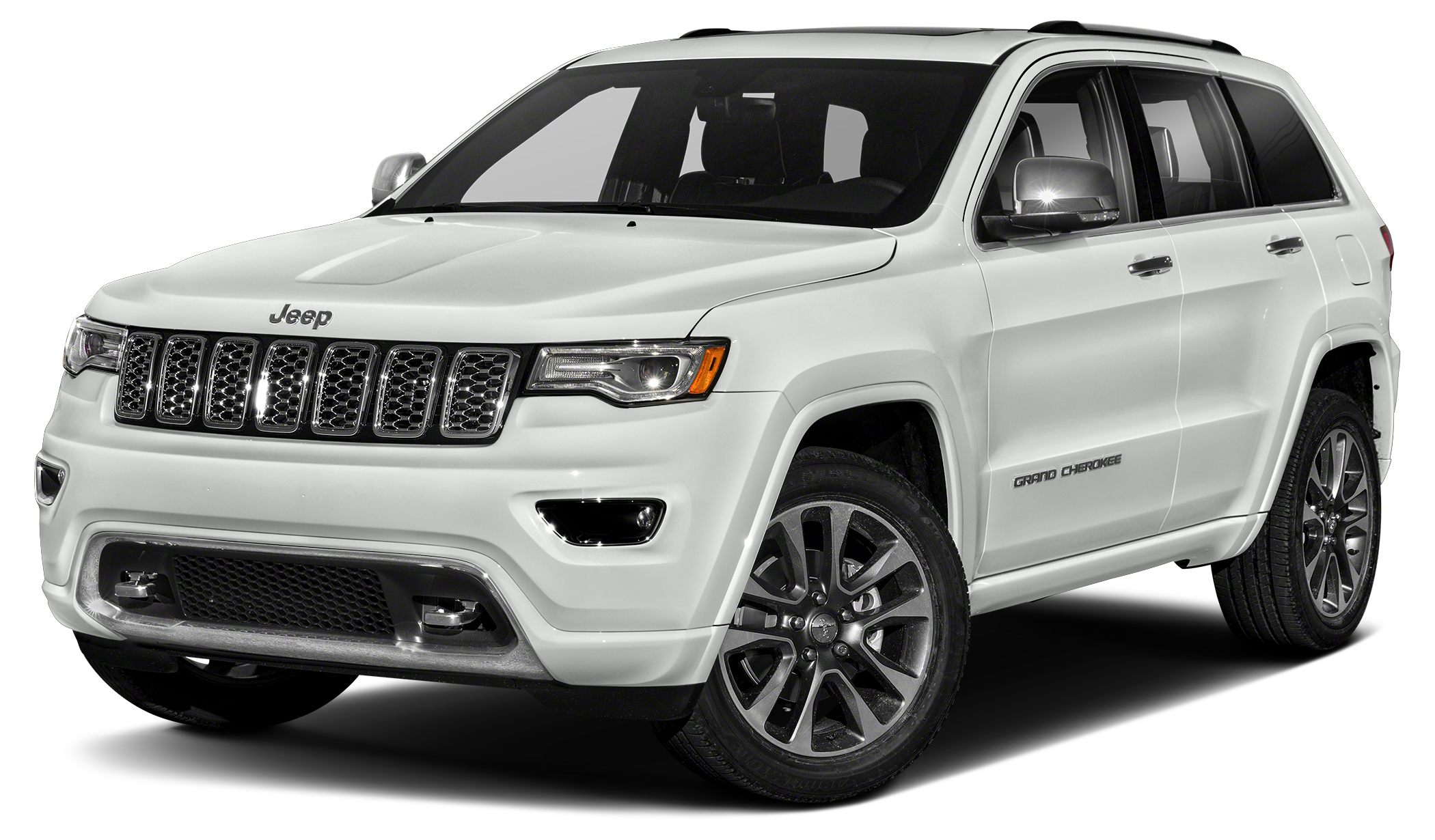 2017 Jeep Grand Cherokee Overland There is no better time than now to buy this smooth Overland re