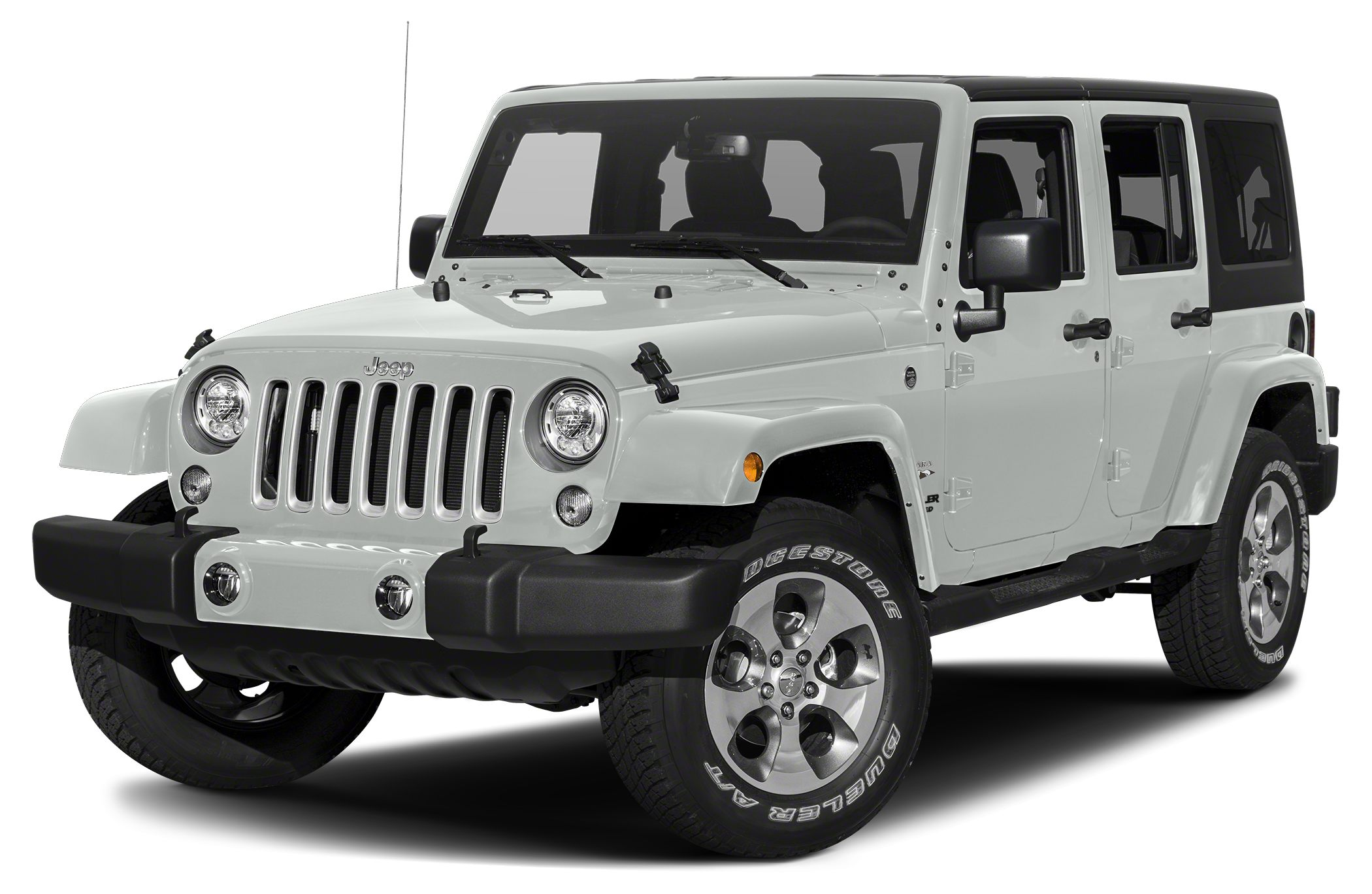 2017 Jeep Wrangler Unlimited Sahara 2017 Jeep Wrangler Unlimited Sahara in Bright White Clearcoat