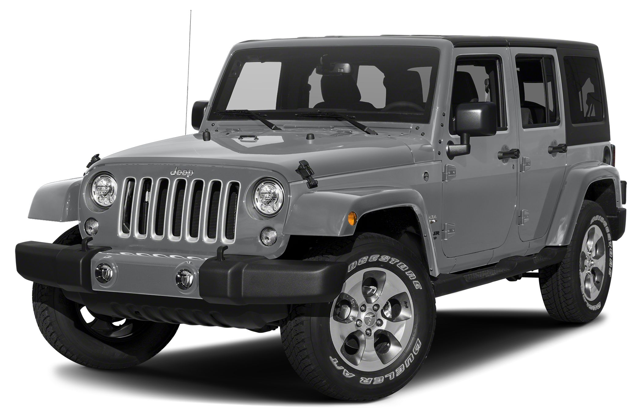 2017 Jeep Wrangler Unlimited Sahara 2017 Jeep Wrangler Unlimited Sahara in Billet Silver Metallic