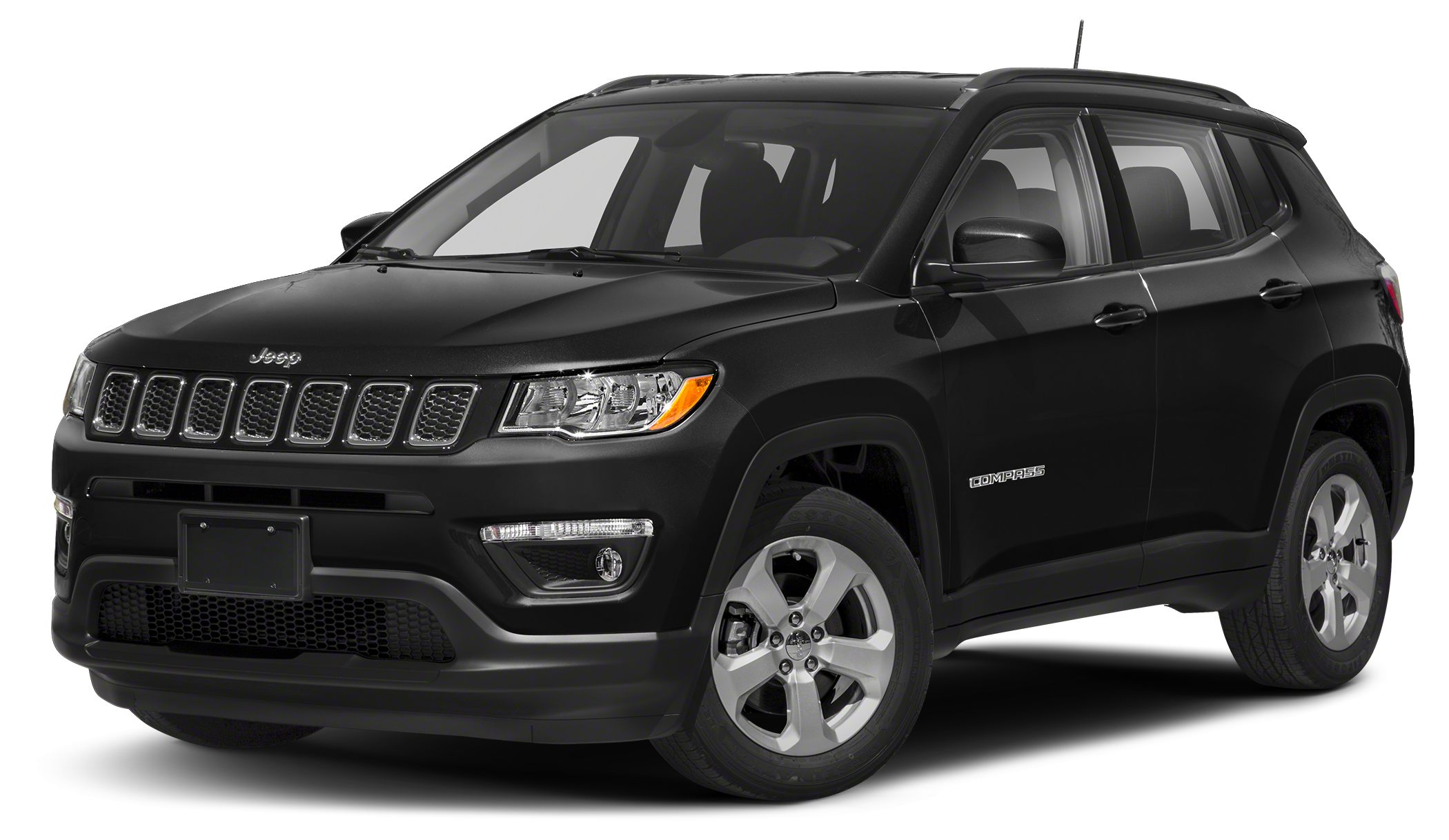 2018 Jeep Compass Sport New Price Recent Arrival Diamond Black 2018 Jeep Compass Sport FWD 6-Spe