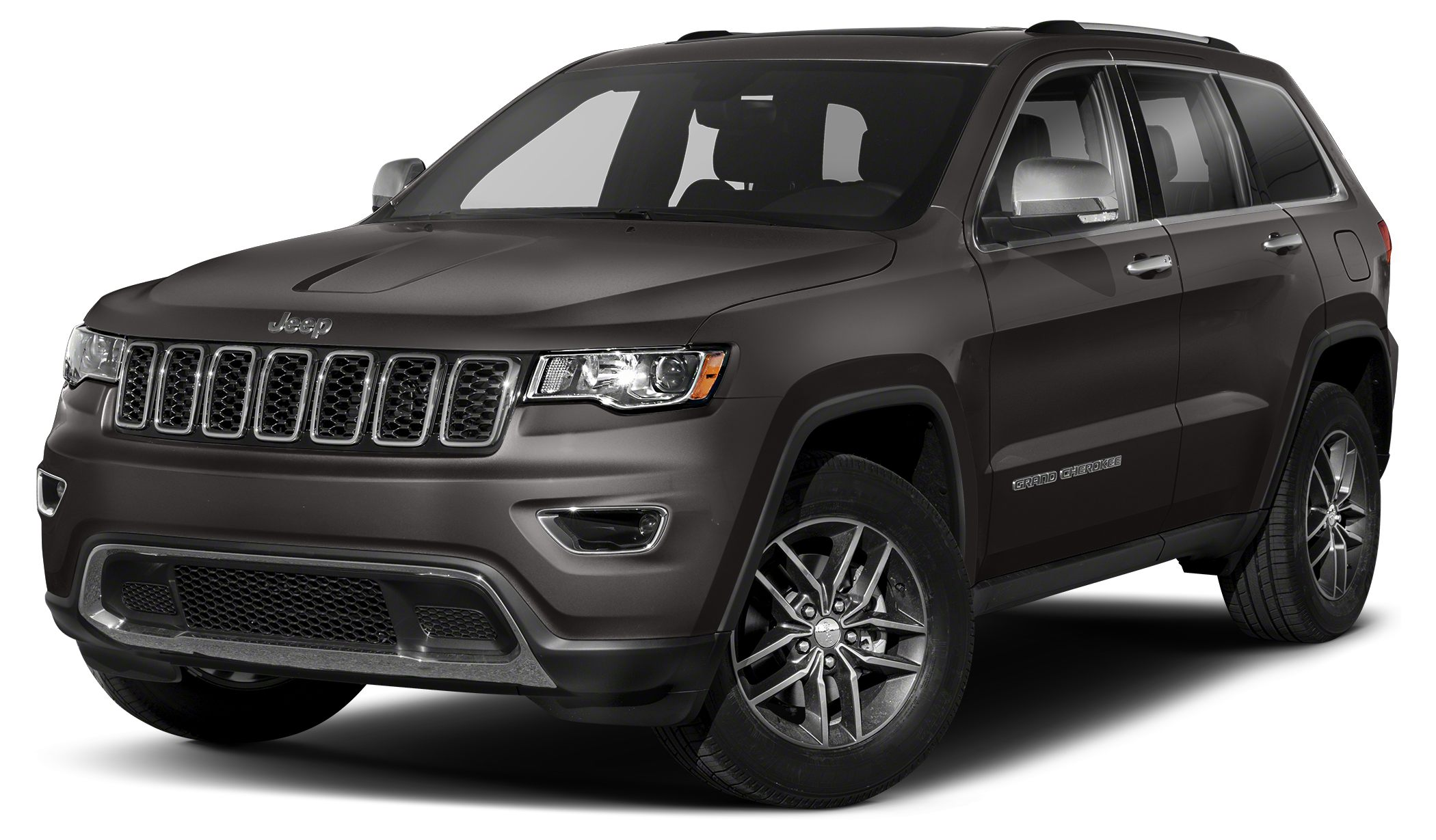 2017 Jeep Grand Cherokee Limited Miles 1Color Granite Crystal Clearcoat Metallic Stock J17842