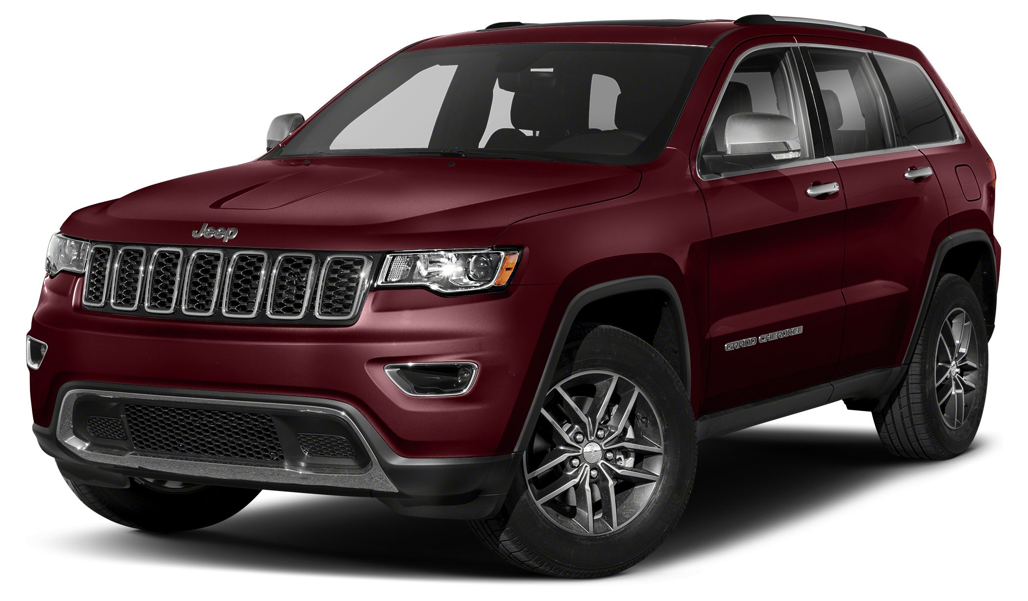 2018 Jeep Grand Cherokee Limited Real gas sipper 26 MPG Hwy Does it all New In Stock Are