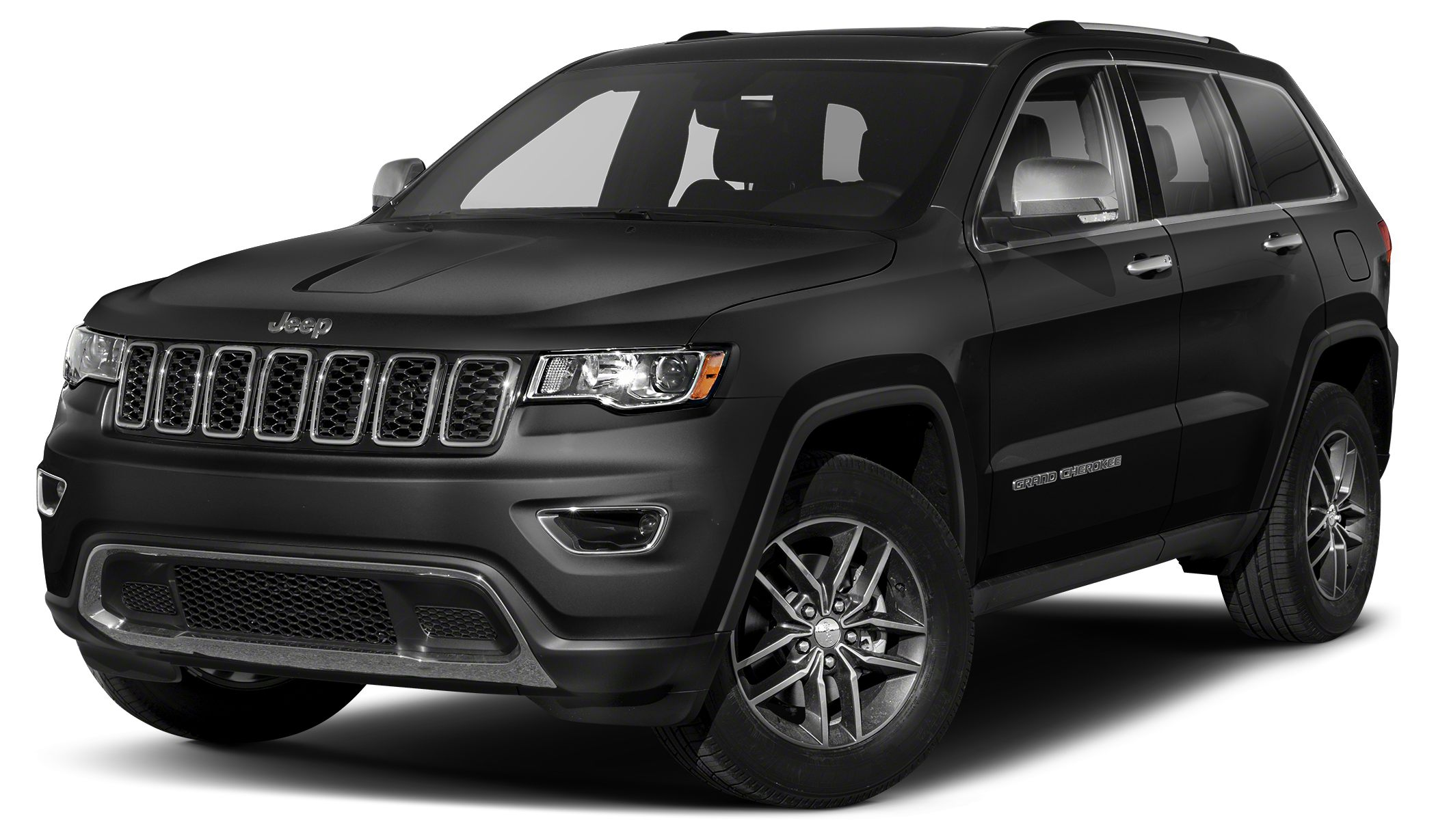 2017 Jeep Grand Cherokee Limited Miles 18999Color Diamond Black Crystal Stock JG1444A VIN 1C
