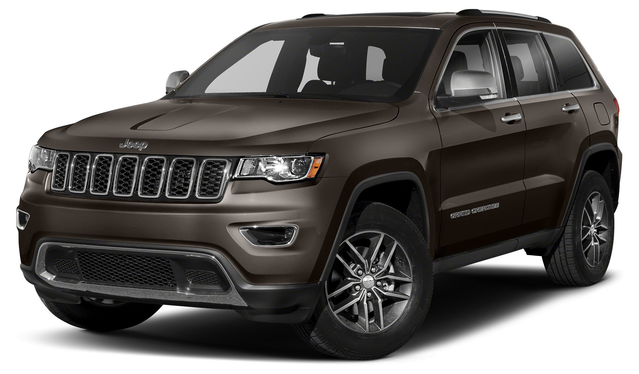 2017 Jeep Grand Cherokee Limited Nav System Heated Leather Seats Back-Up Camera iPodMP3 Input