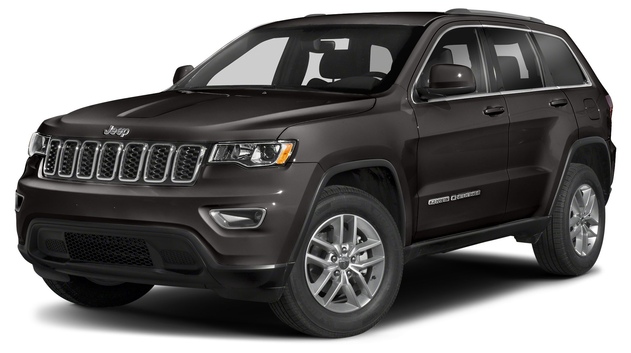 2017 Jeep Grand Cherokee Laredo SAVE AT THE PUMP 26 MPG Hwy New Arrival Get down the road in