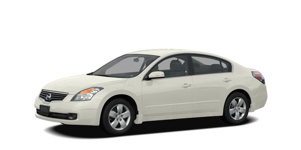 2008 Nissan Altima 25 S Nissan Altima 2008 Clean CARFAX Odometer is 8487 miles below market aver
