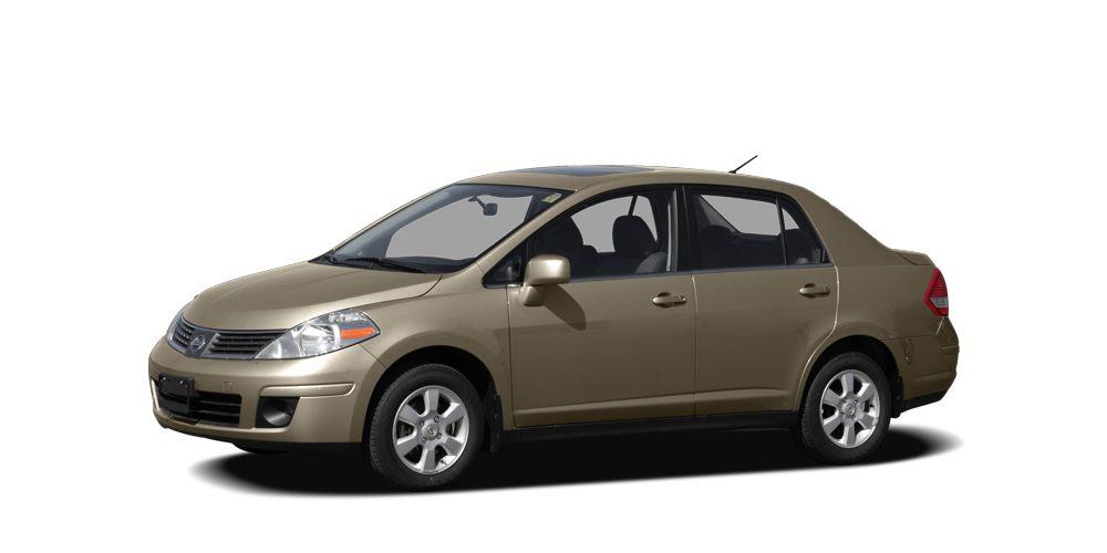 2008 Nissan Versa 18 S Miles 71944Color Tan Stock 15AL1508B VIN 3N1BC11E18L373873