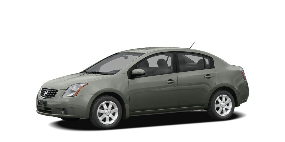 2008 Nissan Sentra 20 S Miles 48527Color Polished Granite Stock 15AL1146A VIN 3N1AB61E68L71