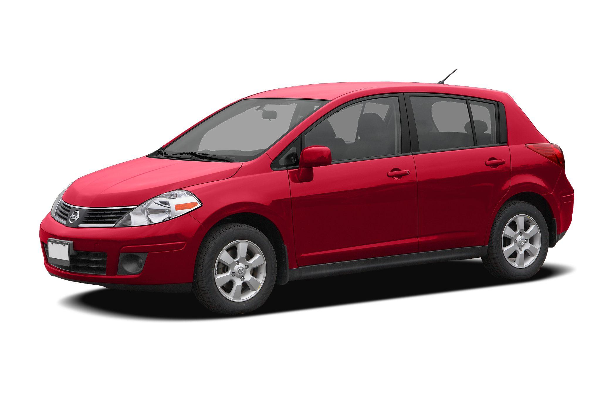 2008 Nissan Versa  Miles 73432Color Gray Stock 17267R VIN 3N1BC13E08L372484