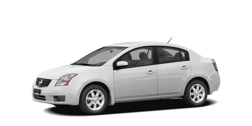 2008 Nissan Sentra 20 New Arrival Aux Audio Input AMFM Radio Front Wheel Drive Please let us h