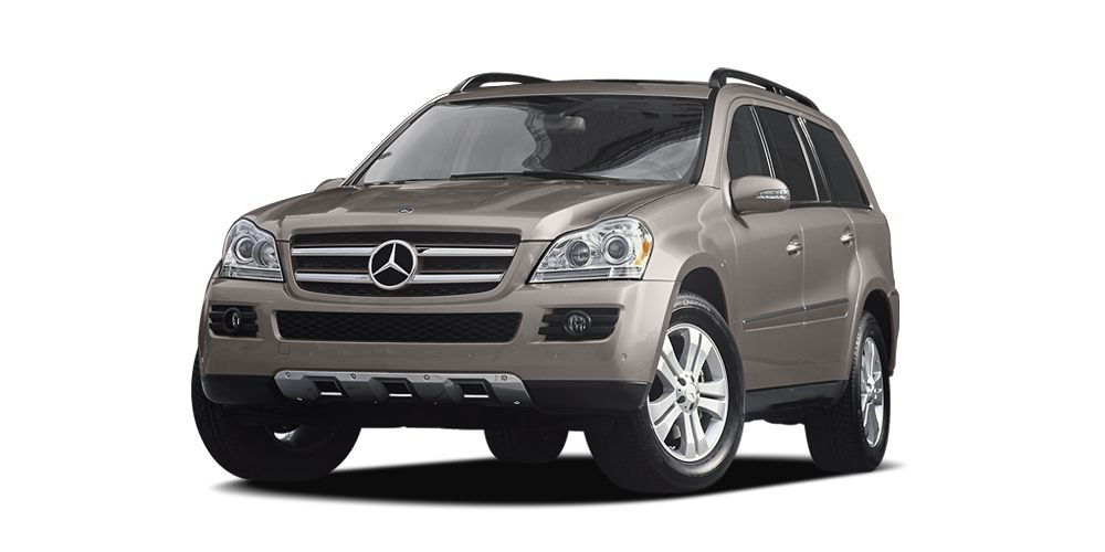 2009 MERCEDES GL-Class GL450 4MATIC Miles 97533Color Sand Beige Metallic Stock 1367 VIN 4JGB