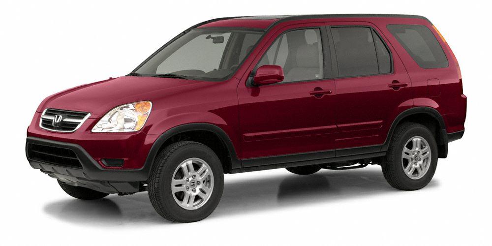 2002 Honda CR-V LX Miles 147730Color Silver Stock T25792B VIN SHSRD68462U002189