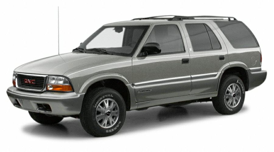 2001 GMC Jimmy SLE 2001 GMC Jimmy SLE in Gray vehicle highlights include 4x4 local trade-in with
