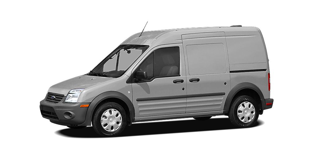 2010 Ford Transit Connect XLT 1 OWNER  CLEAN CARFAX REPORT  Safety equipment