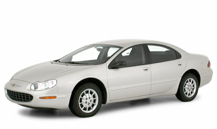 2000 Chrysler Concorde LX Miles 160058Color White Stock 8339A VIN 2C3HD46R1YH272329