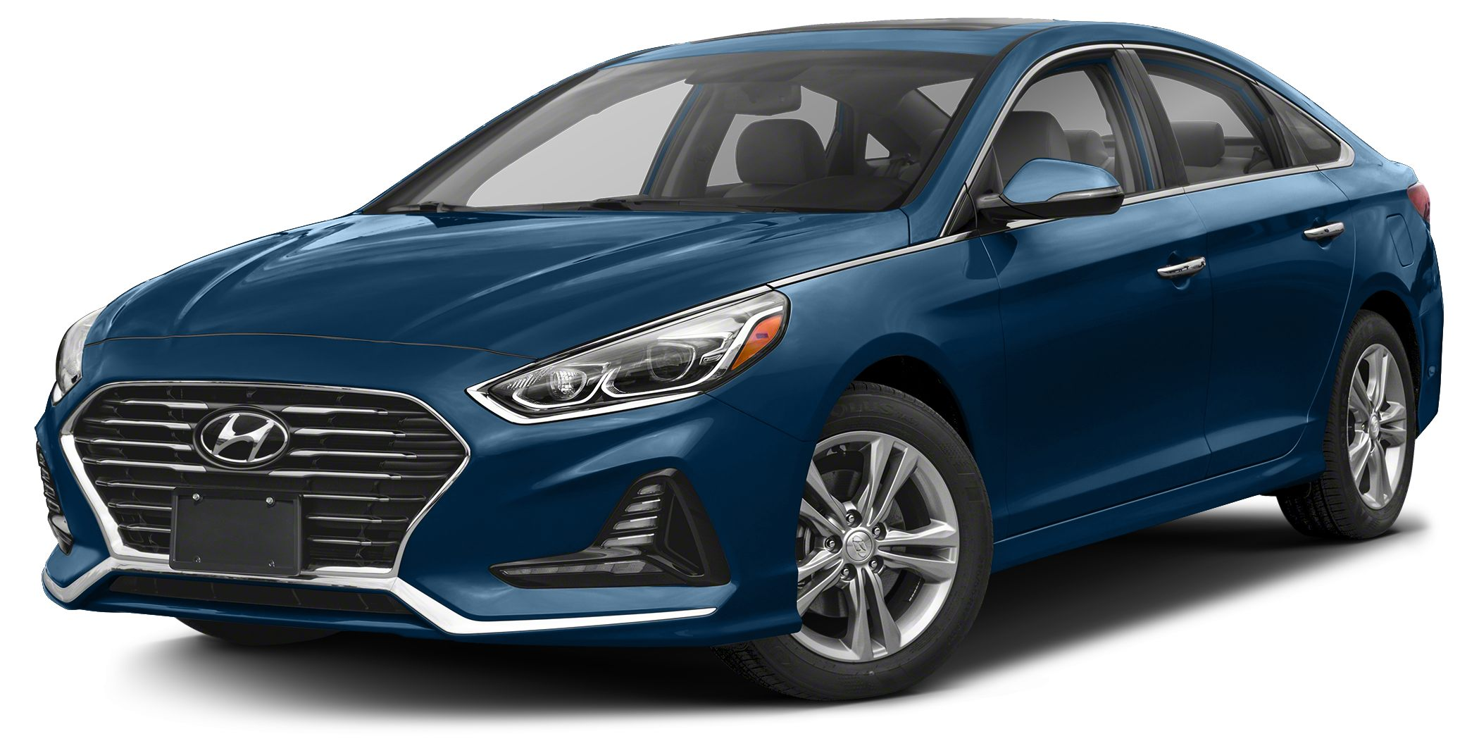 2018 Hyundai Sonata Limited Apple CarPlay TM  Android Auto TM Integration Blue Link Miles
