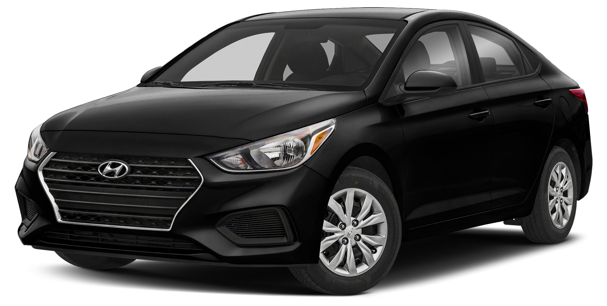 2018 Hyundai Accent SE Miles 0Color Absolute Black Stock HY7075 VIN 3KPC24A38JE029505