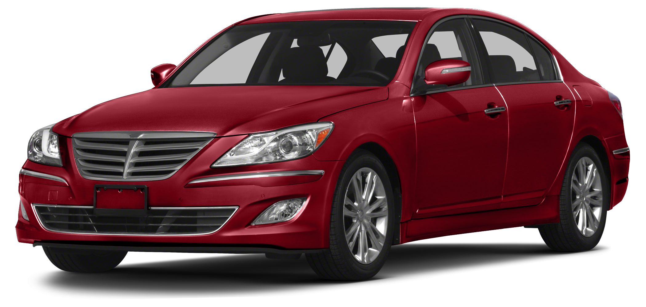 2013 Hyundai Genesis 38 Recognized by JD Power and Associates as the Most Dependable Midsize Pr
