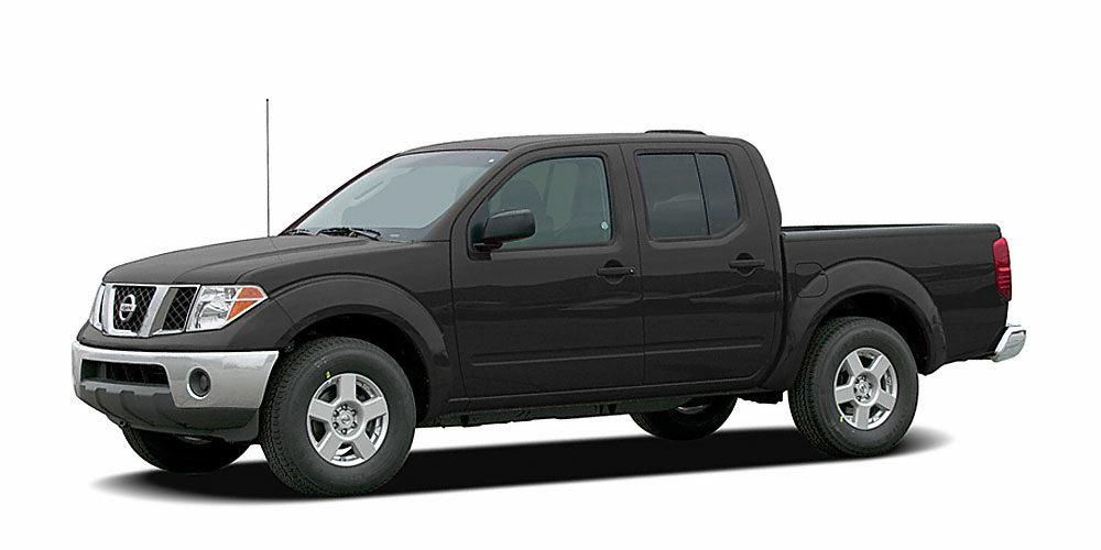 2007 Nissan Frontier SE Miles 74388Color Super Black Stock T49944B VIN 1N6AD07W37C459211