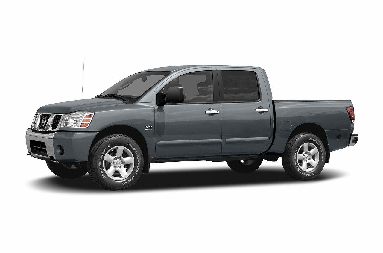 2007 Nissan Titan  Miles 60809Color Gray Stock 16673 VIN 1N6AA07B37N219862