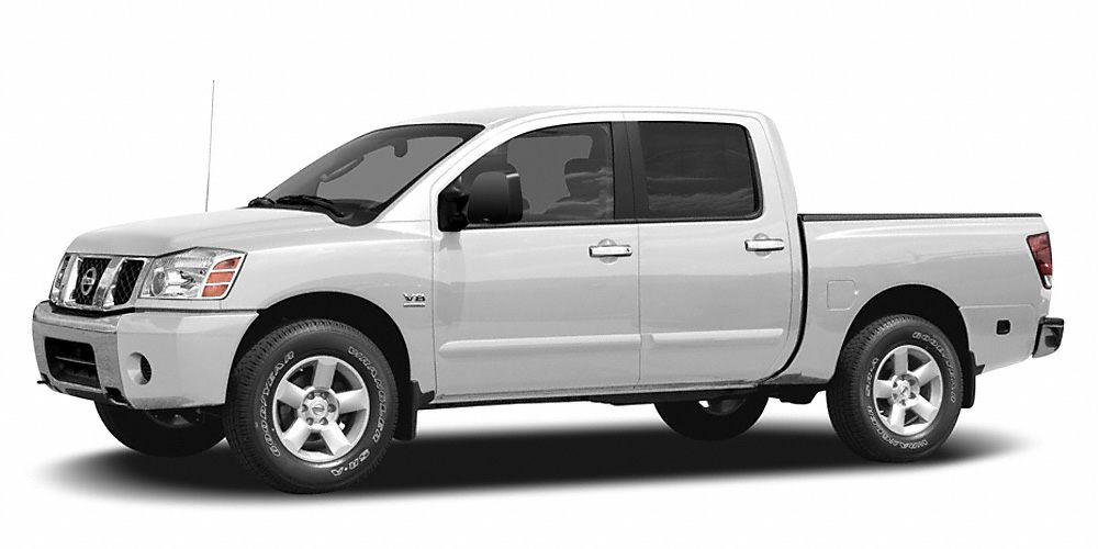2007 Nissan Titan LE Miles 159365Color White Stock PN16128 VIN 1N6AA07A67N238624