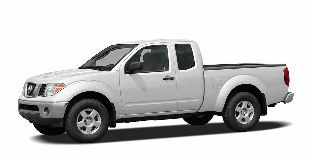 2007 Nissan Frontier XE Miles 191733Color Avalanche Stock F16F343A VIN 1N6BD06T67C424092