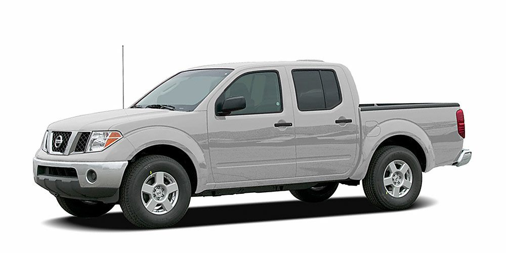 2007 Nissan Frontier SE Miles 212706Color Radiant Silver Stock 16O15A VIN 1N6AD07U57C412437