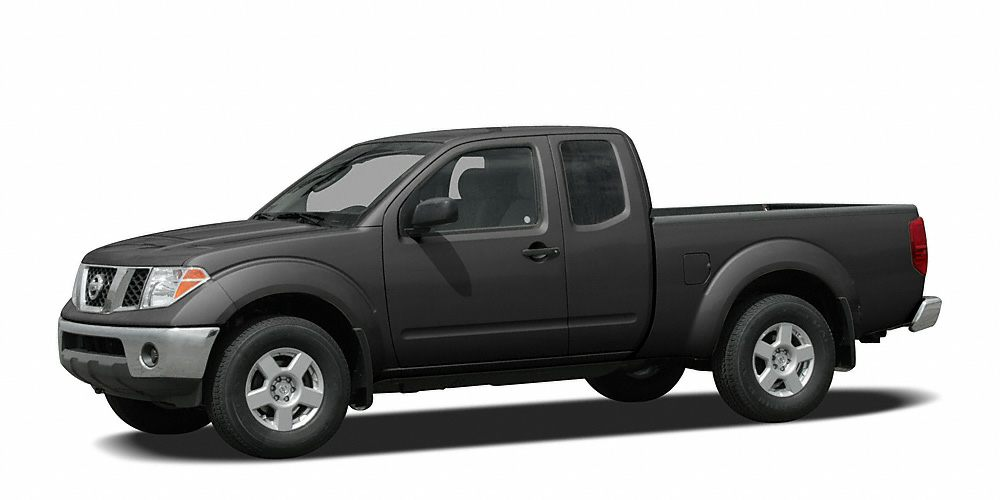 2007 Nissan Frontier XE Low miles indicate the vehicle is merely gently used Extended Cab Take y