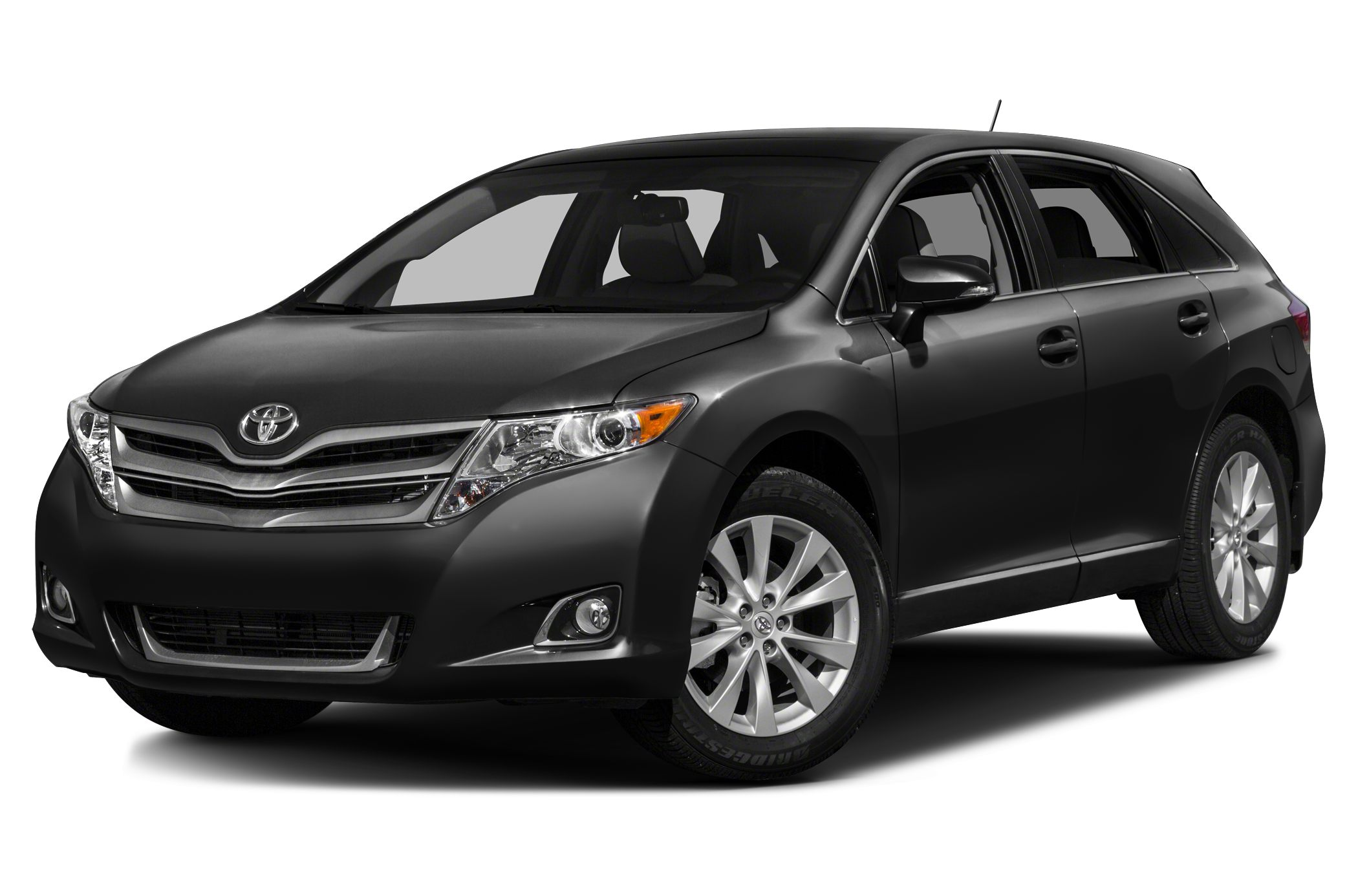 2015 Toyota Venza XLE NAV Heated Leather Seats Bluetooth iPodMP3 Input All Wheel Drive Alloy