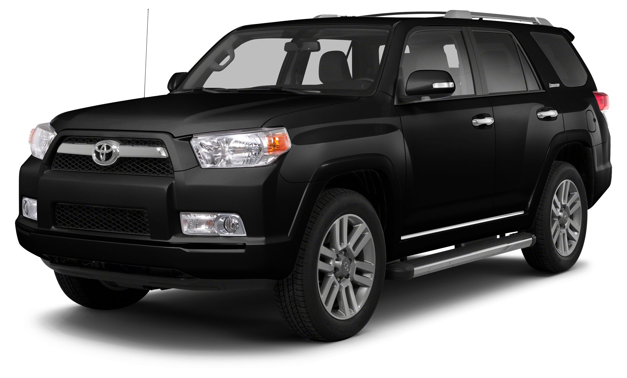 2013 Toyota 4Runner SR5 Moonroof and Back Up Camera 40L V6 SMPI DOHC 4WD ABS brakes Alloy whe