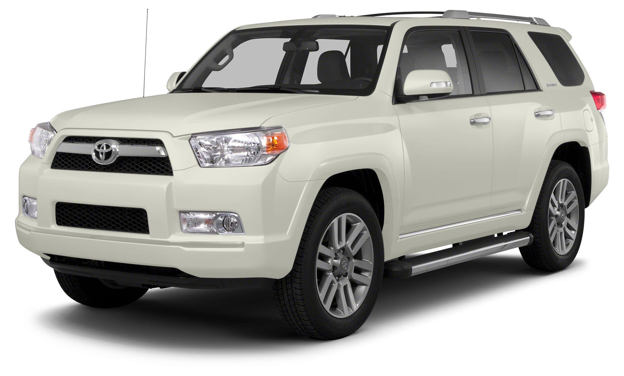 2013 Toyota 4Runner SR5 CARFAX 1-Owner 12000 Mile Warranty LOW MILES - 14284 800 below Kelley
