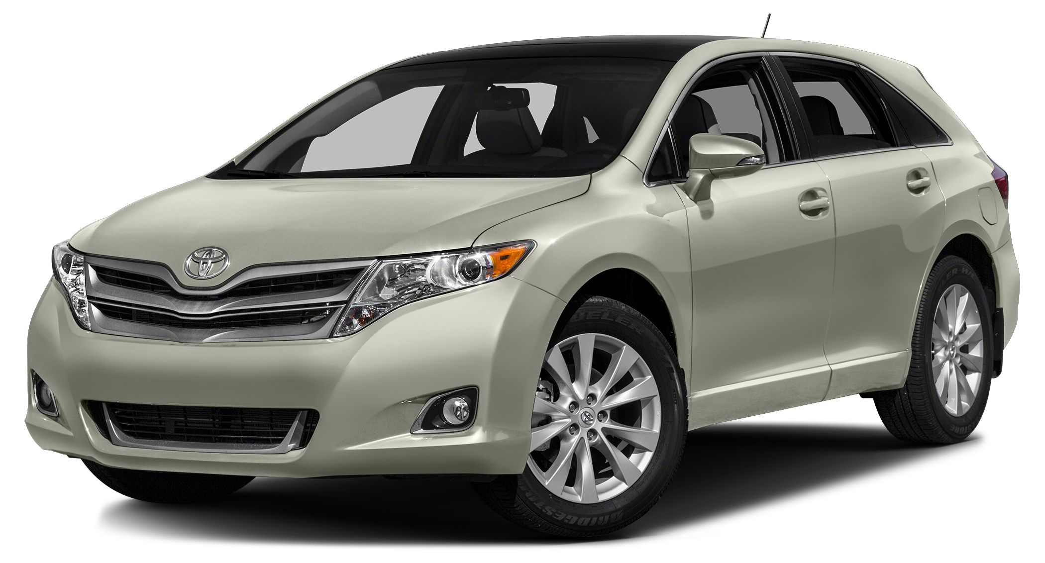 2013 Toyota Venza XLE CARFAX 1-Owner FUEL EFFICIENT 25 MPG Hwy18 MPG City CLASSIC SILVER METALL