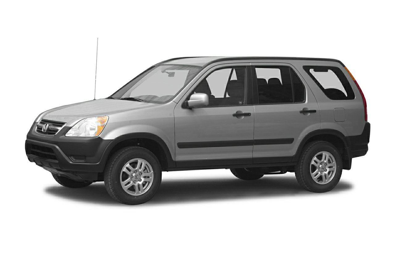 2004 Honda CR-V EX EX trim FUEL EFFICIENT 26 MPG Hwy22 MPG City Moonroof Multi-CD Changer 4x4