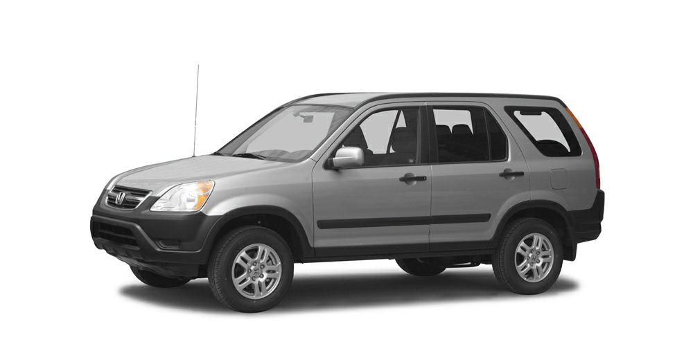 2004 Honda CR-V LX Miles 112764Color Silver Stock P6830A VIN JHLRD68544C011332