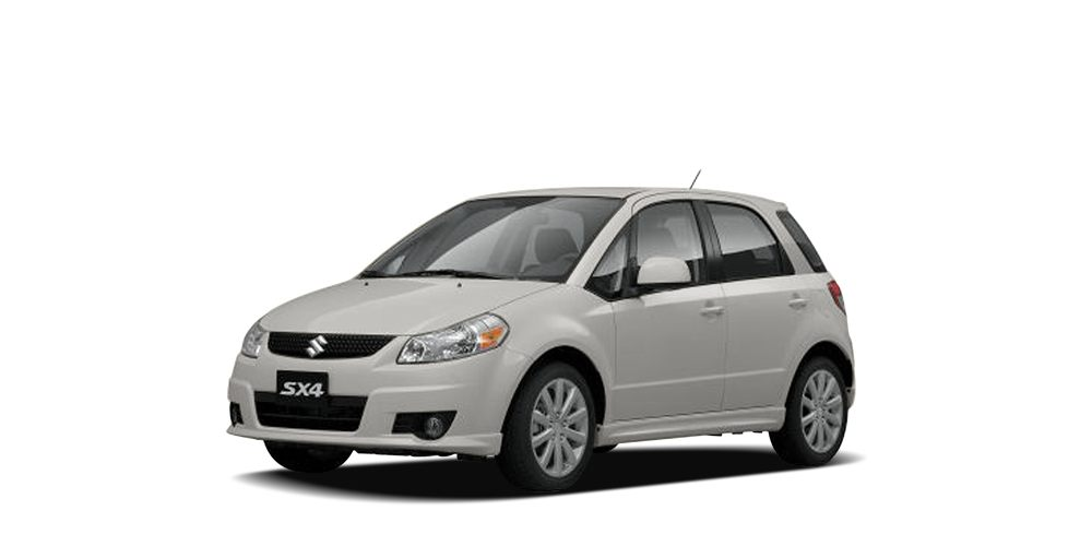 2010 Suzuki SX4 Base Snatch a steal on this 2010 Suzuki SX4 Sportback before its too late Spacio