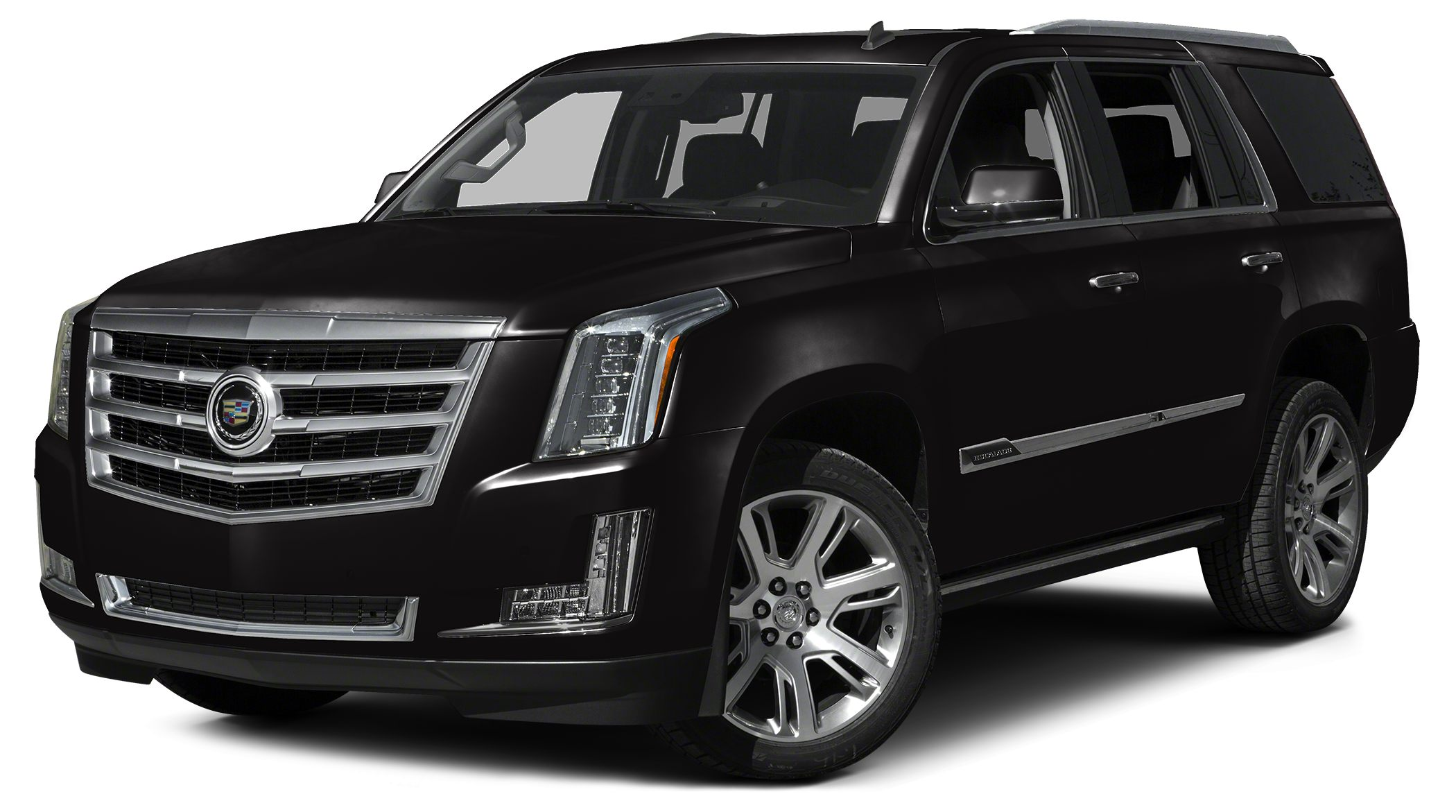 2015 Cadillac Escalade Premium The well-recognized Escalade has been among the Kings of the SUV fa
