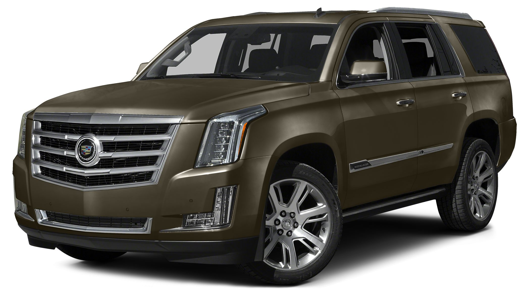 2015 Cadillac Escalade Luxury The well-recognized Escalade has been among the Kings of the SUV fam