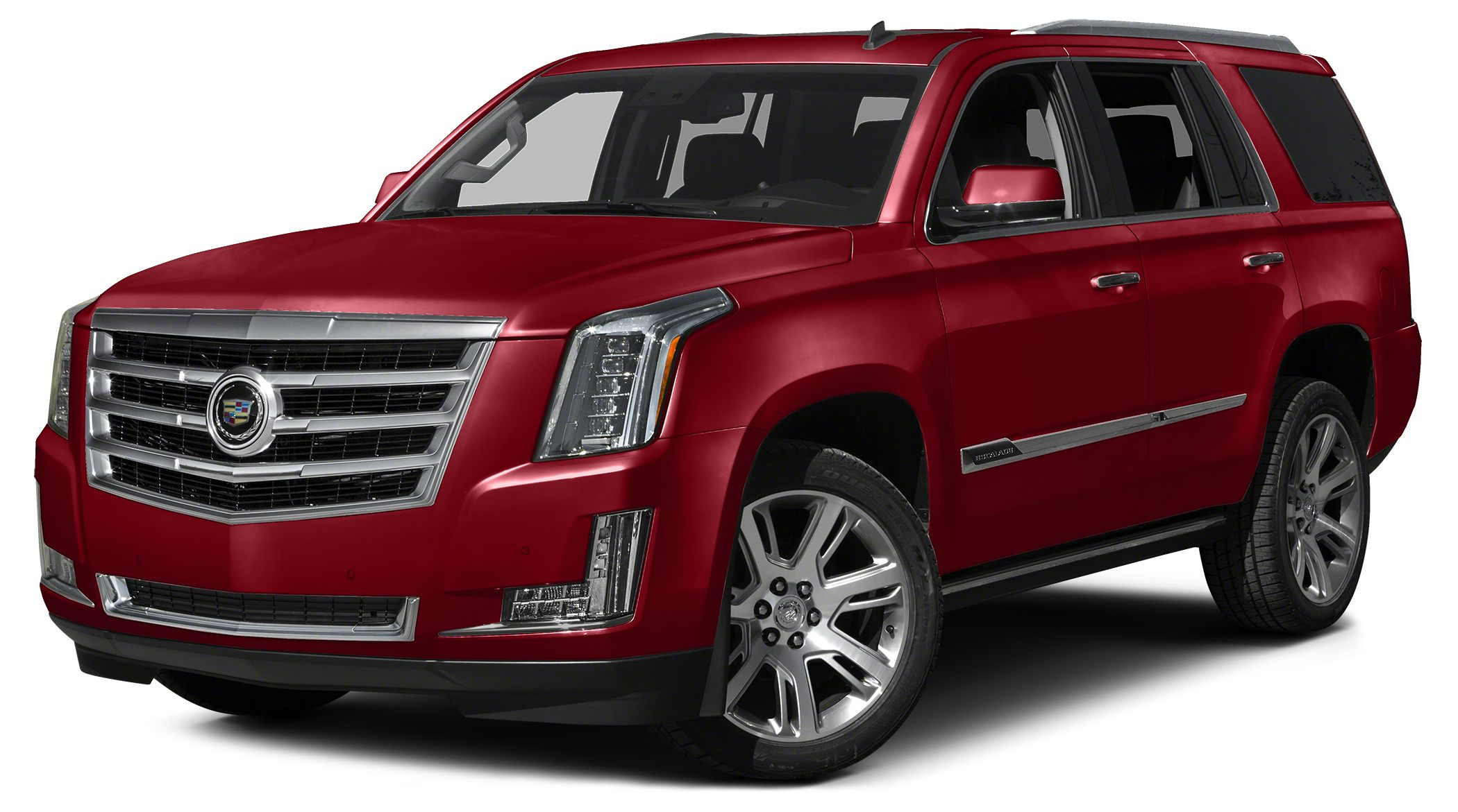 2015 Cadillac Escalade Premium Miles 6Color Crystal Red Stock C15149 VIN 1GYS3NKJ2FR684809