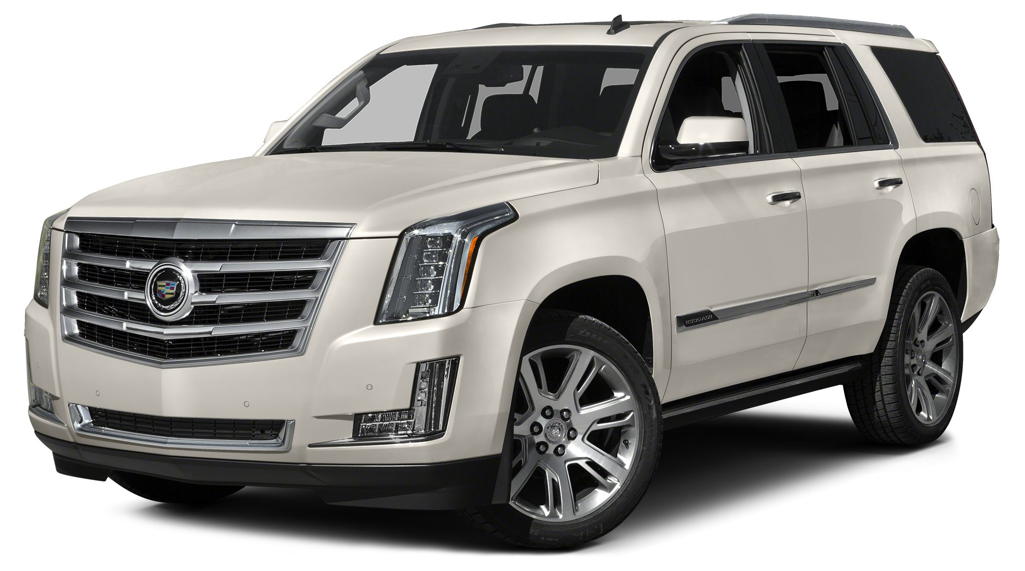 2015 Cadillac Escalade Luxury Miles 8Color White Diamond Clearcoat Stock C15155 VIN 1GYS3MKJ