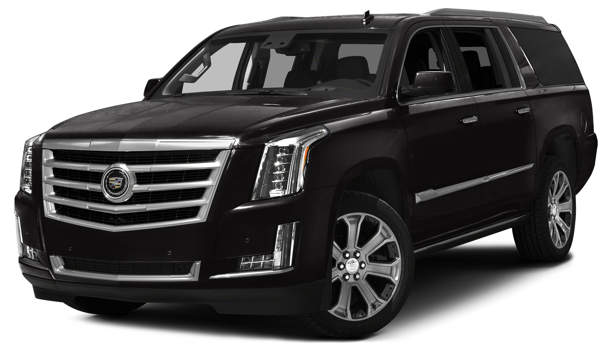 2015 Cadillac Escalade ESV Luxury The well-recognized Escalade has been among the Kings of the SUV