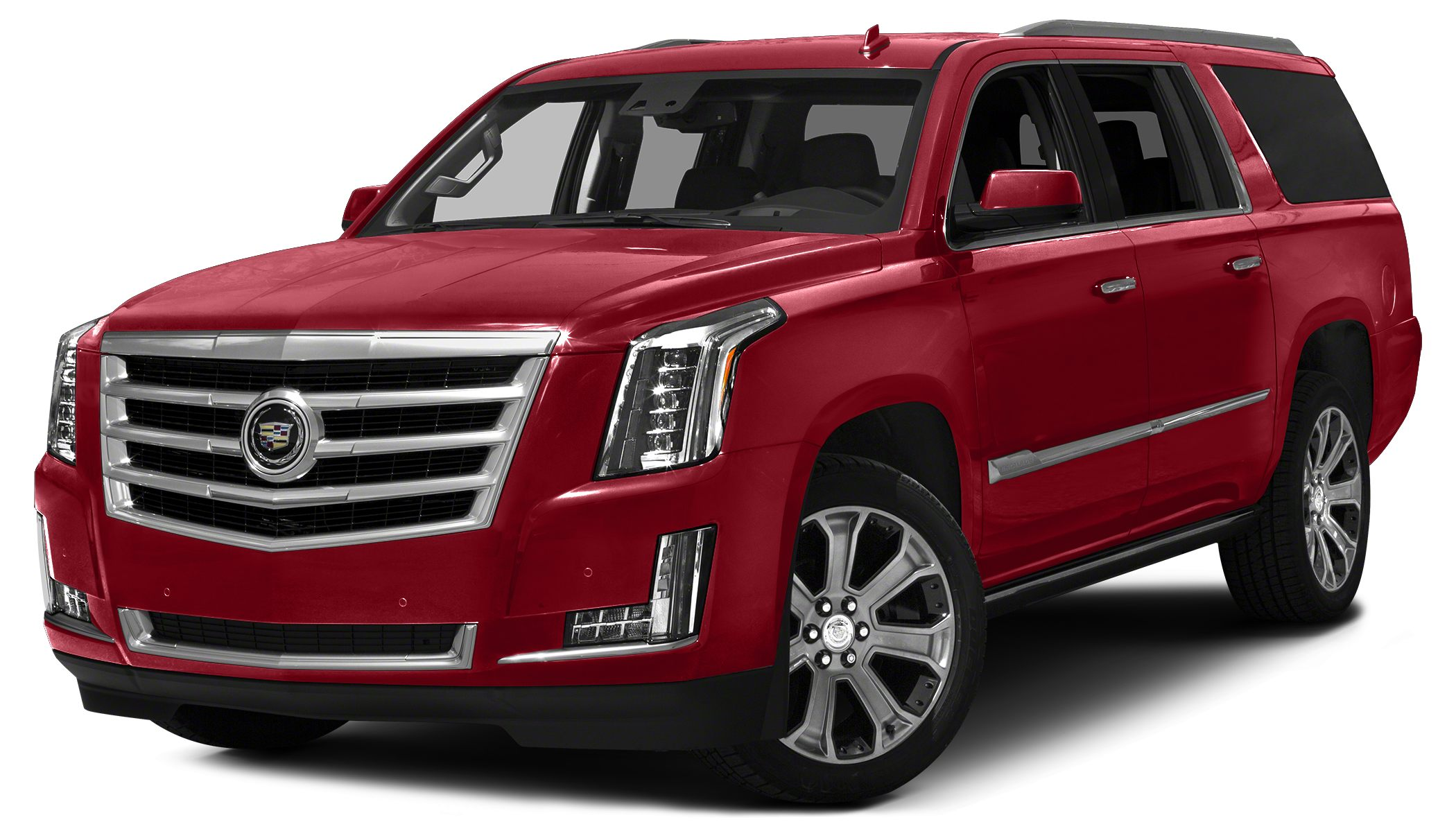 2015 Cadillac Escalade ESV Premium The well-recognized Escalade has been among the Kings of the SU