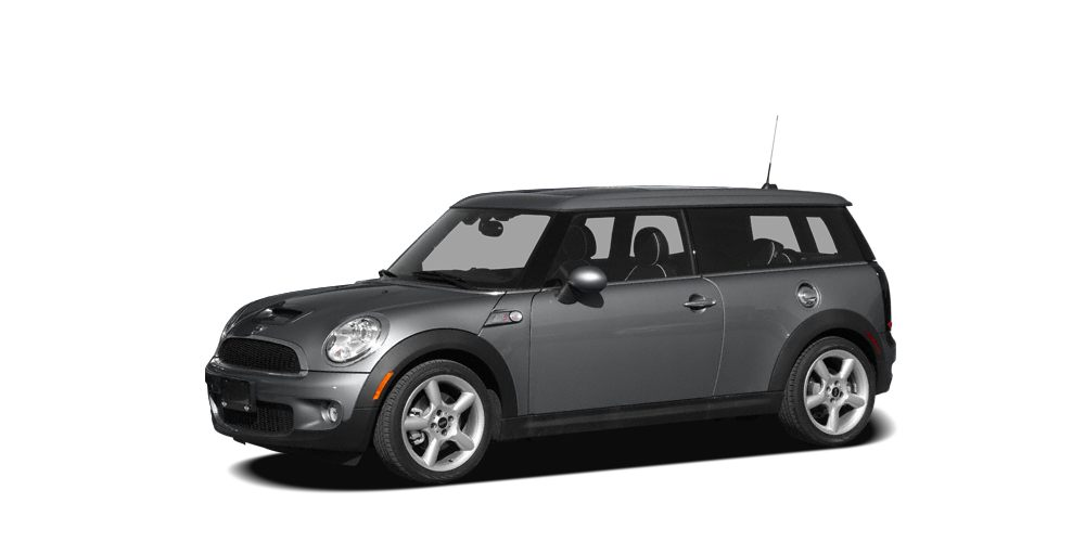 2009 MINI Cooper S Clubman DISCLAIMER We are excited to offer this vehicle to you but it is curre